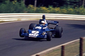 Scheckter-Tyrrell007-FordCosworth