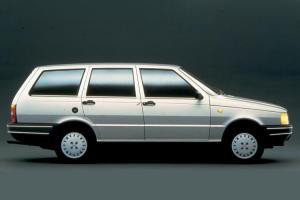 Fiat Duna Weekend - 1986