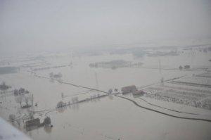 Alluvione in emilia Gennaio 2014