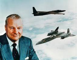 "Clarence ""Kelly"" Leonard Johnson e SR-71"