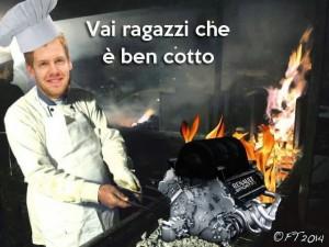 Vettel Cuoce