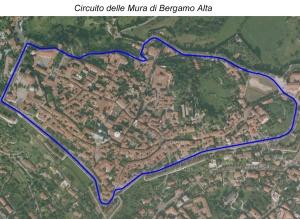 Circuito Delle Mura Di Bergamo Alta