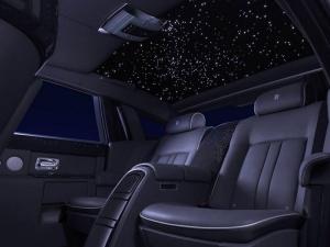 Interni RollsRoyce Phantom  Celestial