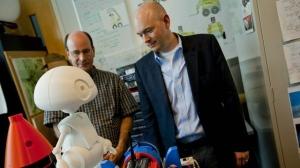 Robot Jimmy di Intel
