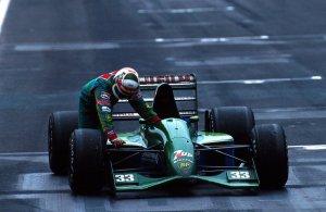 Andrea De Cesaris - Messico 1991