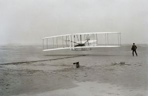 Fratelli Wright - Primo Volo - 17 dicembre 1903