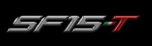 Logo Ferrari SF15-T