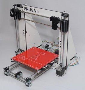 Stampante 3D Architettura Cartesiana
