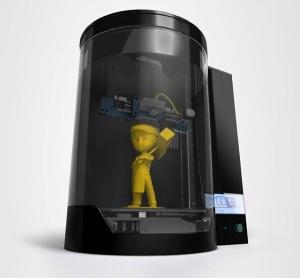 Stampante 3D Architettura Rotatoria Blacksmith