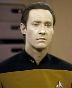 Data - StarTrek - The Next Generation
