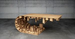 Tavolo stampato in 3D