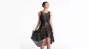 Vestito stampato in 3D